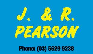 J. & R. Pearson