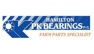 Hamilton PK Bearings