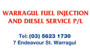 Warragul Fuel Injection and Diesel Services
