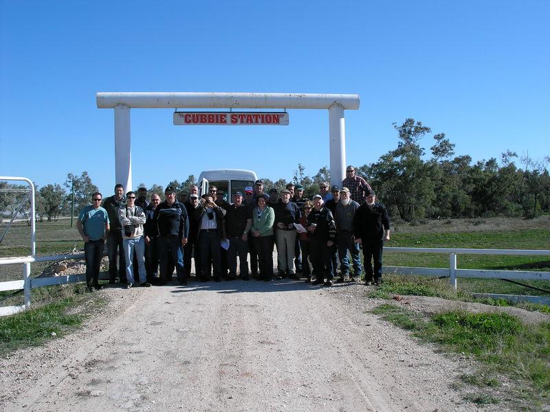 Cubbie Station EDU Group Photo