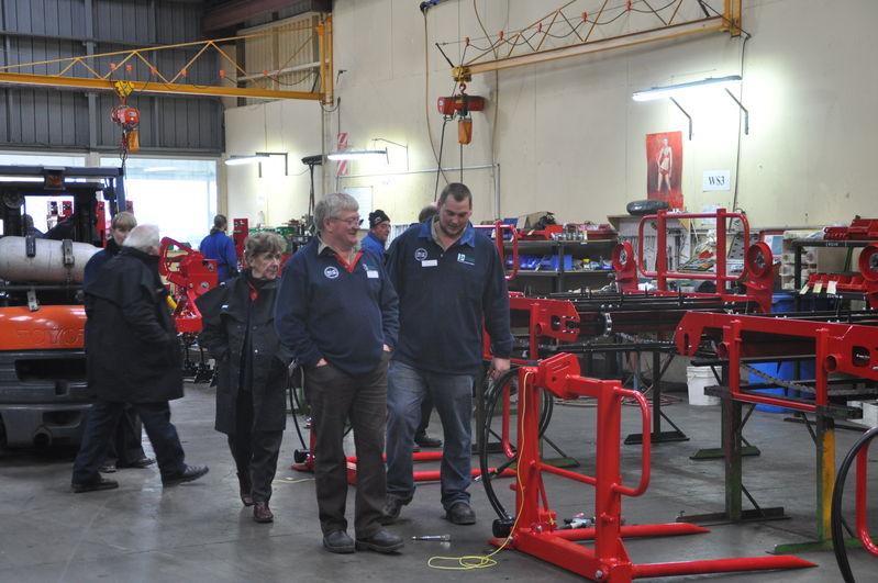 Duncan Machinery Factory, Dunedin