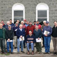 Members from Western Victoria First WEEDSTOP class GROUP PHOTO